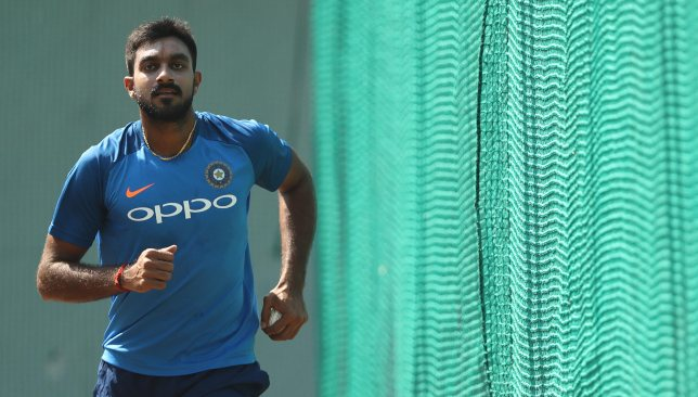 Vijay Shankar is another contender for the No4 batting slot.