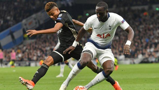 Sissoko is still hopeful of a Spurs comeback against Ajax.
