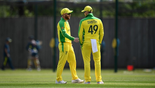 Smith and Warner are back in Aussie colours after a one-year absence.
