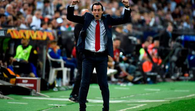 Emery is the master of the Europa League.