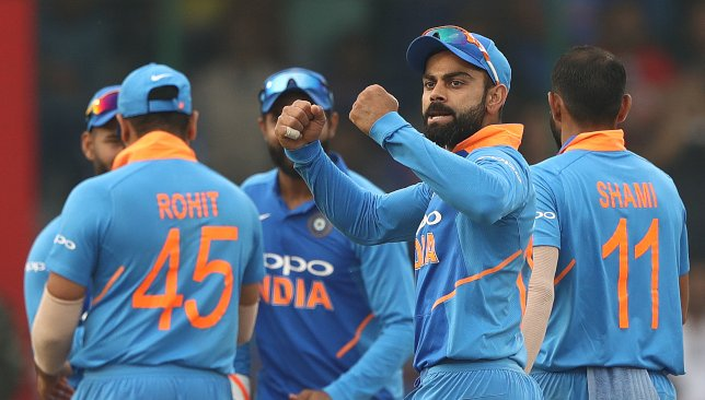 Kohli is confident of India's chances of landing a third WC title.