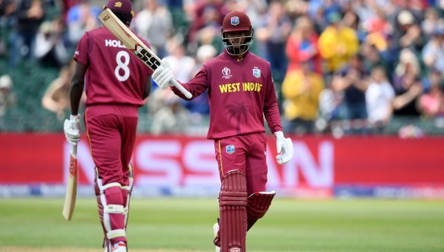 Windies have a power-packed batting unit.