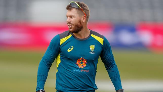 Cricket World Cup 2019 David Warner Fitness Concern For