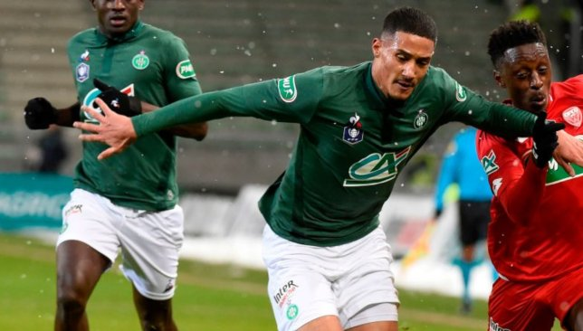Saliba is said to be close to a move to Arsenal.