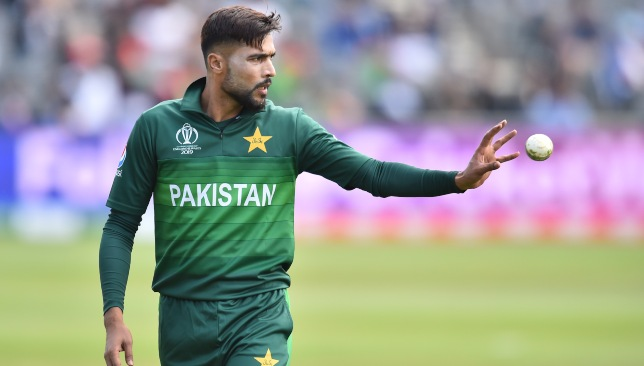 Amir's form is in focus ahead of Pakistan's clash with India