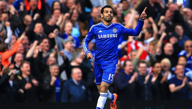 Premier League-bound: Jose Mourinho signed the Egyptian for Chelsea