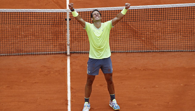Tennis News Rafael Nadal Beats Dominic Thiem To Win 12th French Open Title Sport360 News
