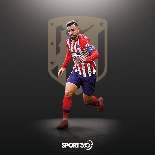 2206 Bruno Fernandes Atletico