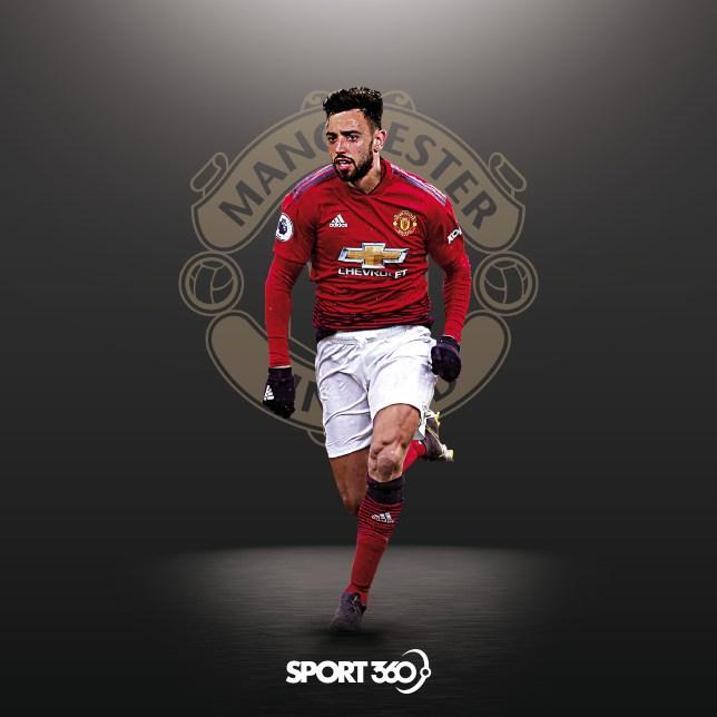 2206 Bruno Fernandes United
