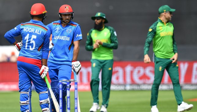 Afghanistan's batting has fallen way short of standard.