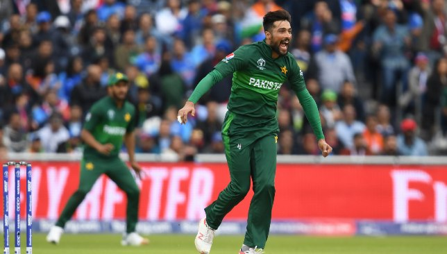 Amir has been on a roll in the World Cup.