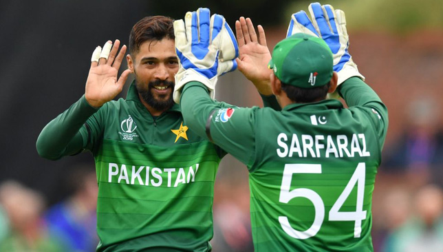 Cricket World Cup 2019: Pakistan ace Mohammad Amir roars back into