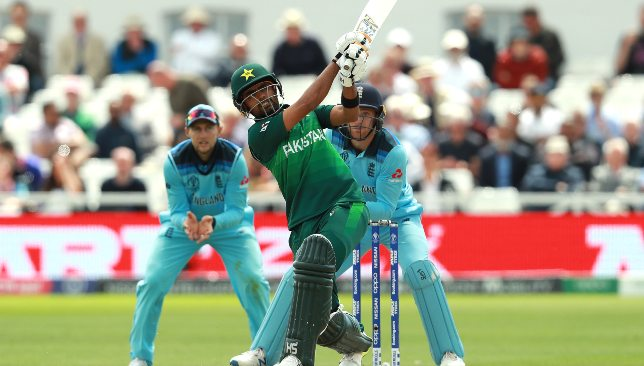 Babar looked good against England.