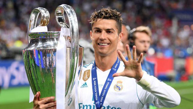 Success story: Cristiano Ronaldo.