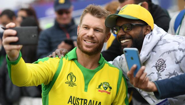 Cricket World Cup 2019 Centurion David Warner Thanks Wife