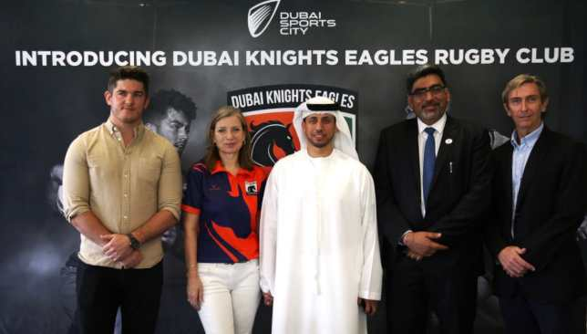 Dubai Knights Eagles