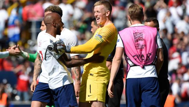 England claimed third place at the Nations League with a 6-5 penalty shootout win over the Swiss.