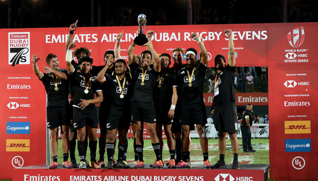 Tickets for 50th anniversary of Emirates Airline Dubai Rugby