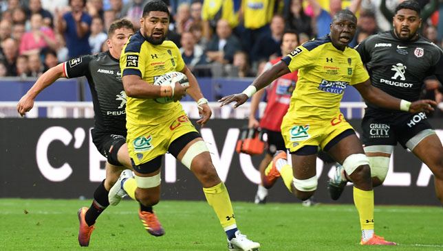 Bastareaud & Parra left out of France World Cup squad