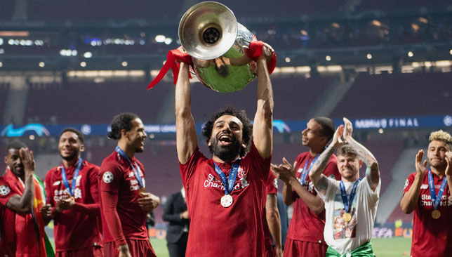 Liverpool improved from an unconvincing group stage to lift a sixth European Cup.