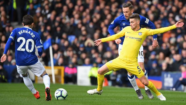 Jorginho divided opinions in his first season with Chelsea.