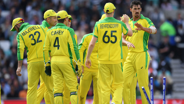 England still World Cup favourites says Australia coach