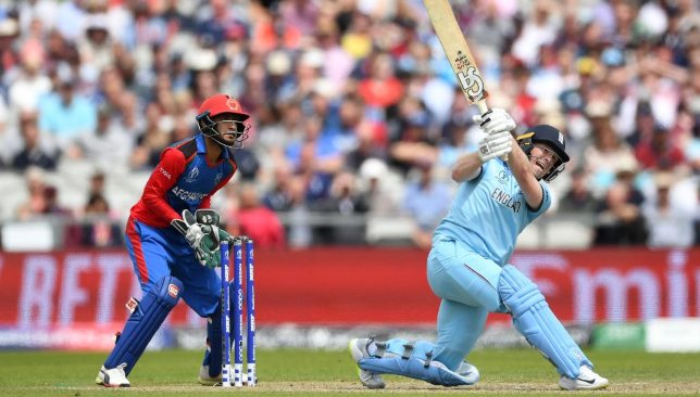 Cricket World Cup 2019 News Eoin Morgan S Record Six