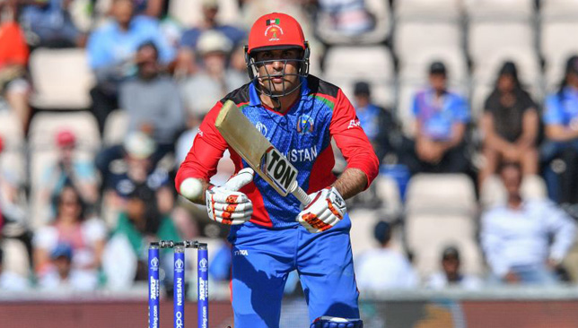 Mohammad Nabi nearly pulled of victory.
