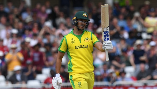 Coulter-Nile rescued Australia with a 60-ball 92.