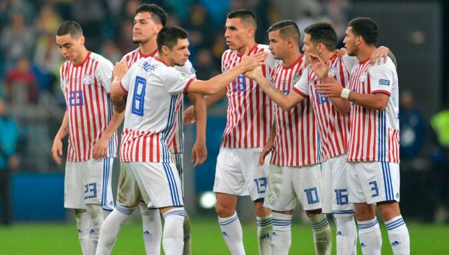 Heartbreak for Paraguay