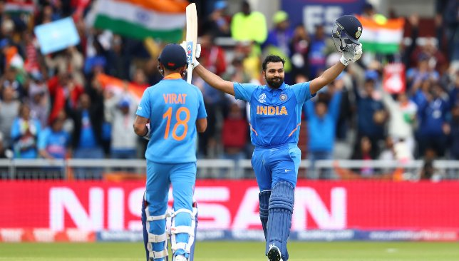 Both Kohli and Rohit are in excellent form.