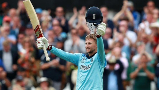 Joe Root's 15th ODI ton goes in vain.