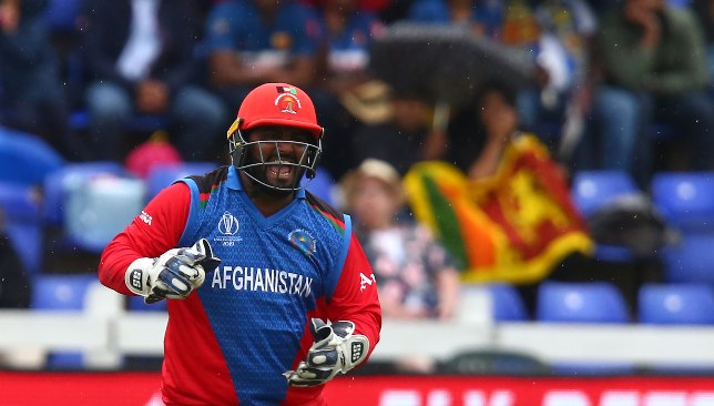 Mohammad Shahzad's played two matches in the 2019 World Cup.