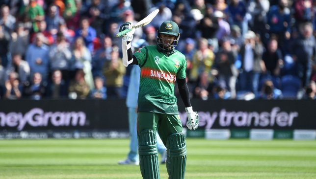 Shakib has been the standout player of the World Cup.
