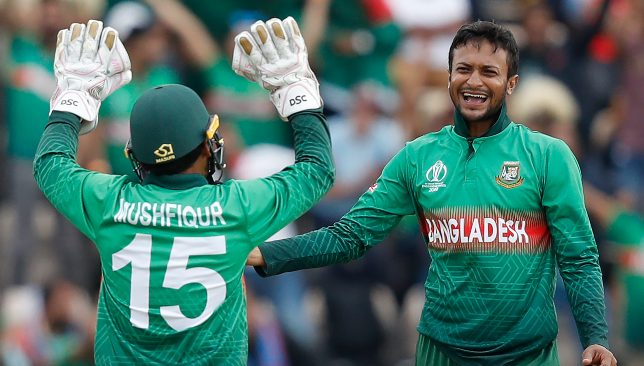 Bangladesh's senior stars continue to deliver.