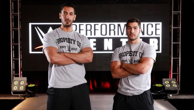 Two athletes from WWE tryouts in Jeddah start at Performance
