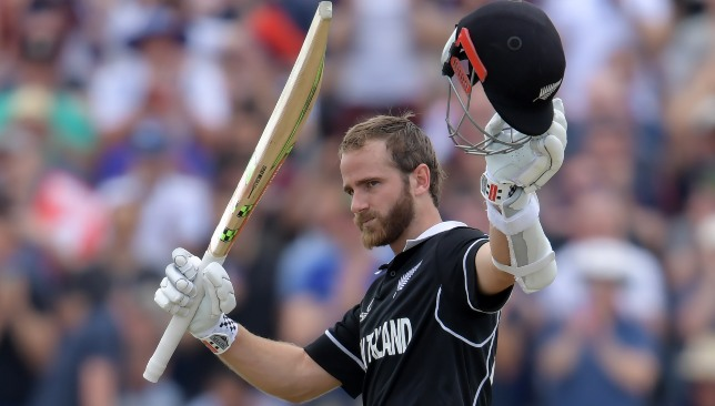 Back-to-back tons for Kane Williamson.