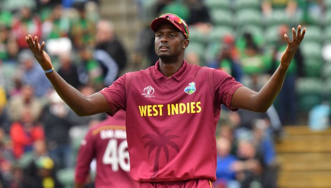 No plan B for Windies.