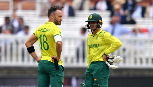 Who did Shadab Khan dedicate Pakistan's win over South Africa to?