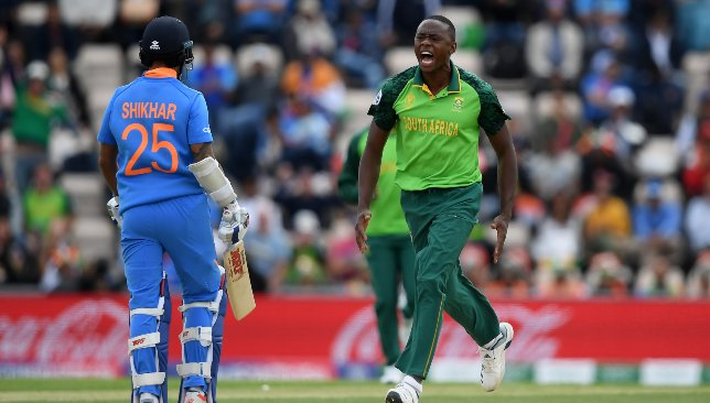 Rabada is yet to show his best in the World Cup.