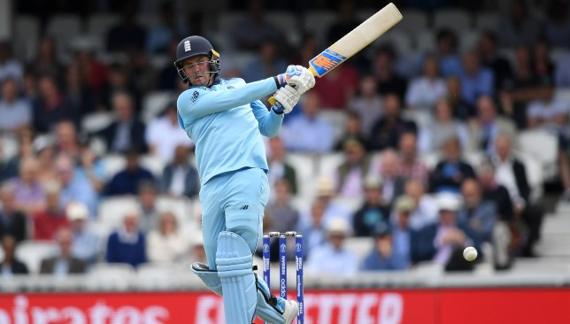 Stack up on England batsmen such as Jason Roy.