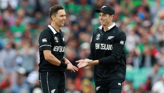Boult has an excellent record against India.
