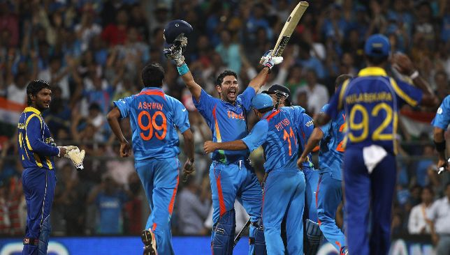 Yuvraj was the driving force behind India's second World Cup title.