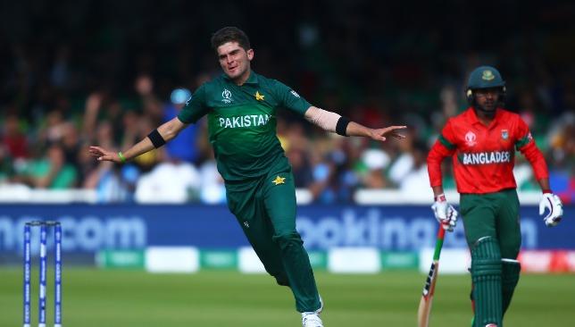 Afridi was flying against Bangladesh.