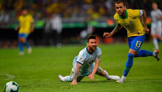 Alves Messi