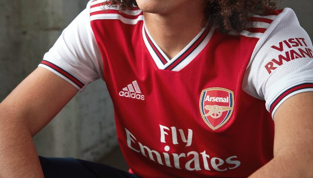 on sale bfbdb 124ab Stunning Premier League 2019/20 home shirts including ...