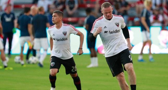 8856bd76 MLS news: Man United icon Wayne Rooney keeps up scoring form for DC ...