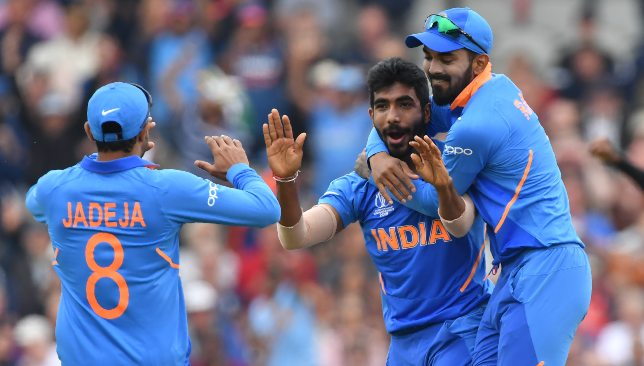India's bowlers have been on song all tournament.