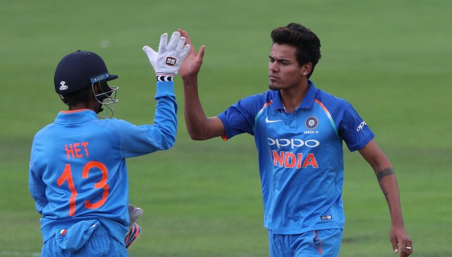 Chahar (r) is the only wrist-spinner in the T20 squad.