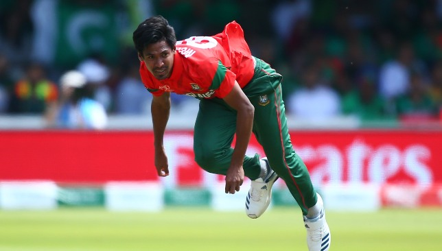 20 wickets is no small feat by Mustafizur.